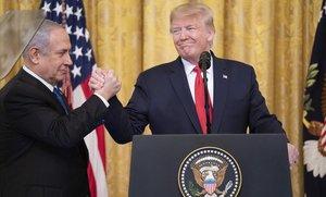 Rebuig generalitzat sobre el pla de pau de Trump per a l'Orient Mitjà