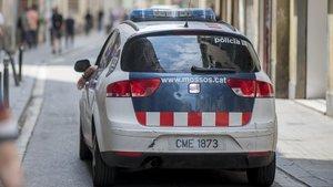 Mor una motorista després de xocar contra la barrera de seguretat a Viella