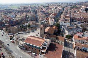 Parets del Vallès se encuentra a más de dos puntos de diferencia favorables en comparación con la tasa de todo el Vallès Oriental.