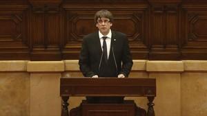 jjubierre40490323 barcelona 10 10 2017 pleno en el parlament donde el preside171010200340