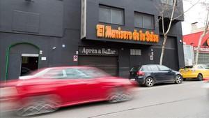 Discoteca El Manisero de la Salsa, que próximamente cerrará sus puertas
