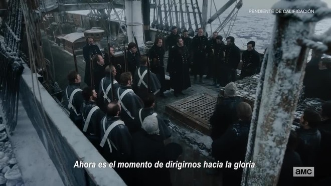 The Terror. Estreno en AMC