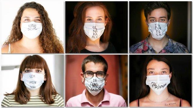 Seis jóvenes opinan sobre el juicio al que se está sometiendo a su generación por los rebrotes
