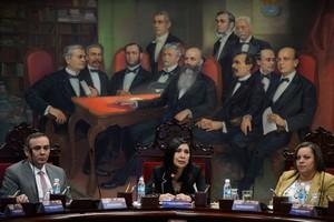La presidenta del Tribunal Supremo de Venezuela,Gladys Maria Gutierrez.
