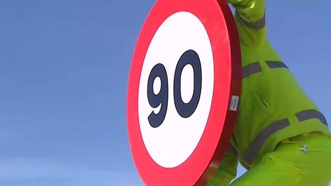 Aquests són els nous límits de velocitat a Espanya