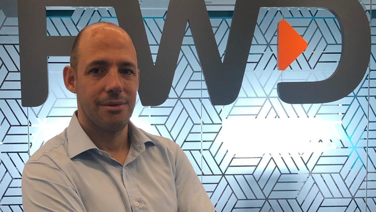 El directorde seguridad informática en la empresa de seguros con sede en Hong KongFWD, Alex Quintieri.
