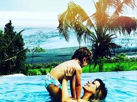 Alma, la hija de Alejandro Sanz y Raquel Perera cumple cuatro años.