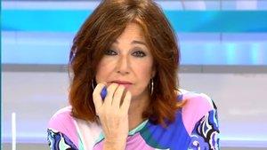 """Ana Rosa, sobre el presentador del Balón de Oro que hizo un comentario machista: """"Es imbécil"""""""