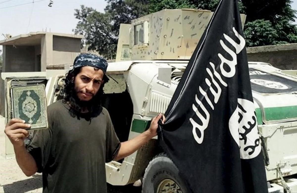 El belga Abdelhamid Abaaud, considerado uno de los cerebros de los atrentados de París.
