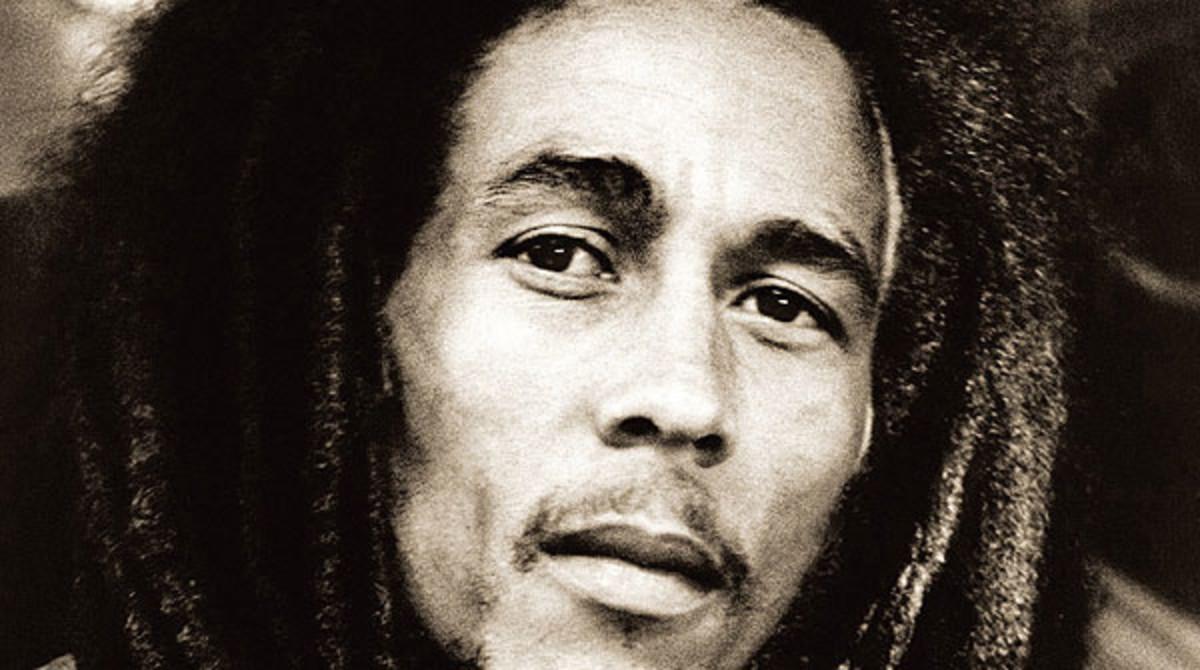 Bob Marley, uno de los iconos del siglo XX.