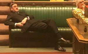 Crítiques per la desídia d'un diputat conservador en el debat del 'brexit'