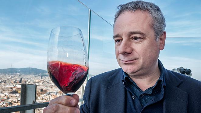Quim Vila explica las claves para disfrutar de un vino.