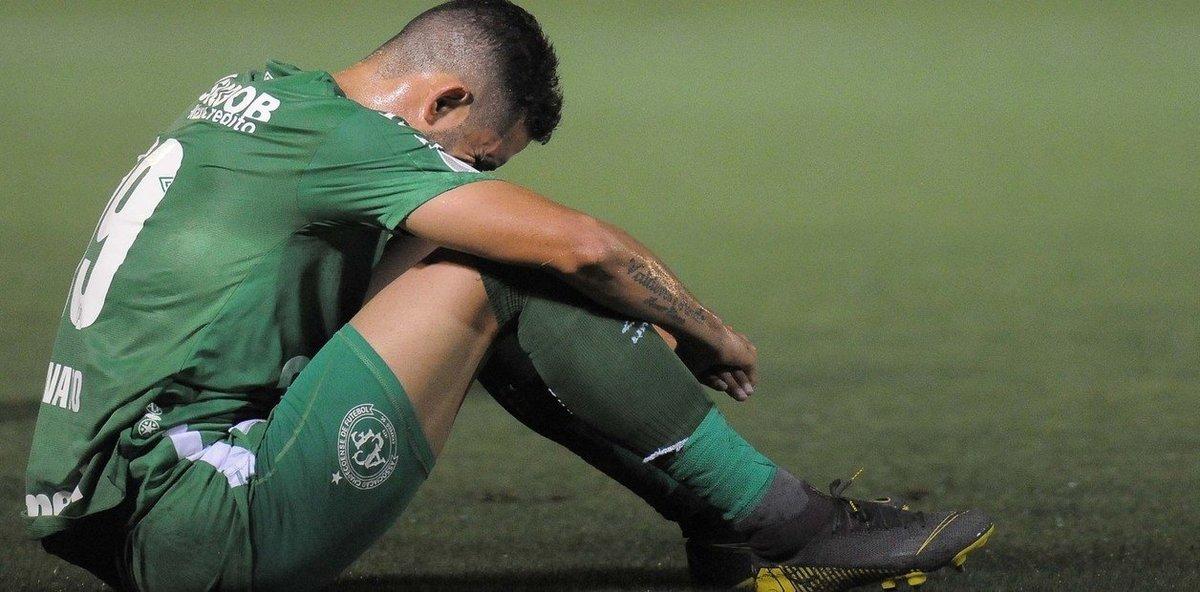 El equipo, que hasta 2006 era un club de la cuarta división en Brasil, pasó seis años en la primera división de la liga.