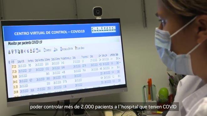 La intel·ligència artificial permet tractaments que redueixen el 50% la mortalitat per Covid-19