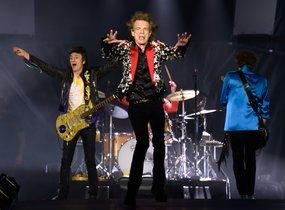 Concierto de los Rolling Stones, en abril del 2019, en Miami.