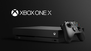 La consola Xbox One S de Microsoft.