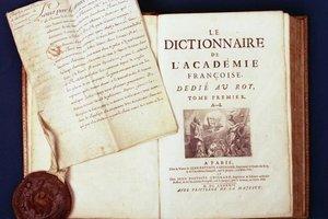 Diccionario de la Academia Francesa.