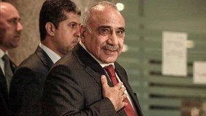 El dimitido primer ministro iraquí, Adel Abdul Mahdi, en una imagen de archivo.