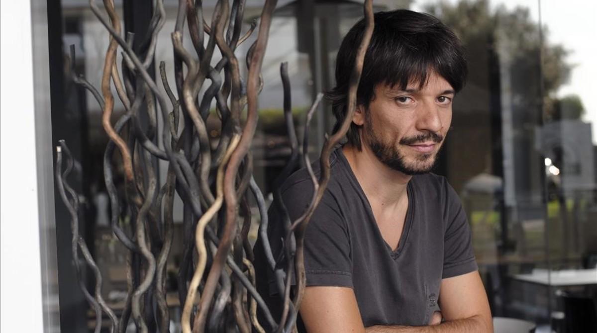 El director y guionista barcelonés Oriol Paulo, autor de 'Contratiempo'.