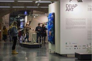 Drap-Art ofrece una serie de objetos dearte a partir deelementos reciclados.
