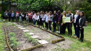 Alumnes educats en sostenibilitat, futurs ciutadans conscienciats