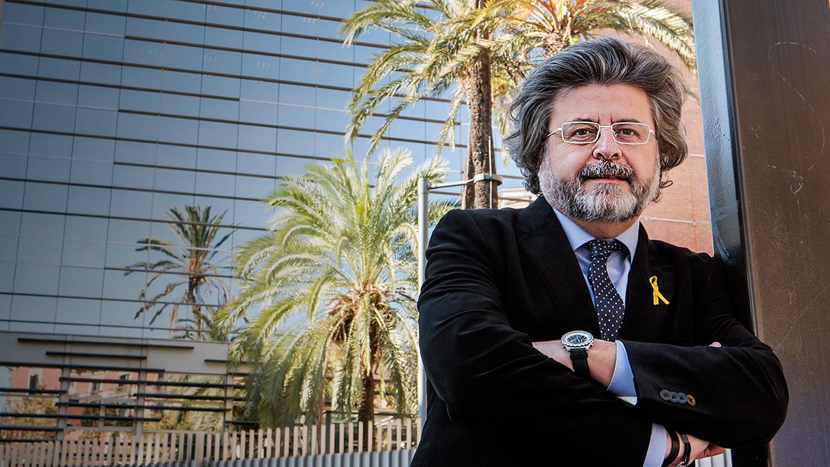 El político catalán repasa la actualidad con EL PERIÓDICO