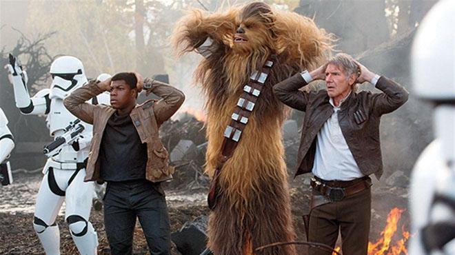 Tráiler de Star Wars: El desperatar de la fuerza.