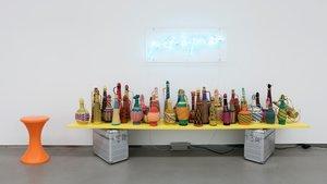 Exposición de Carlos Pazos en la galería ADN