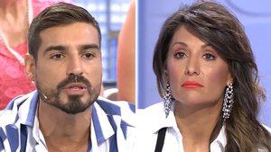 """Nagore carga contra Fabio por su control sobre Violeta: """"Esa actitud no es sana"""""""