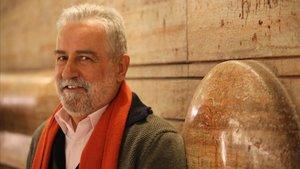 Rafel Nadal guanya el Ramon Llull amb una història real de postguerra
