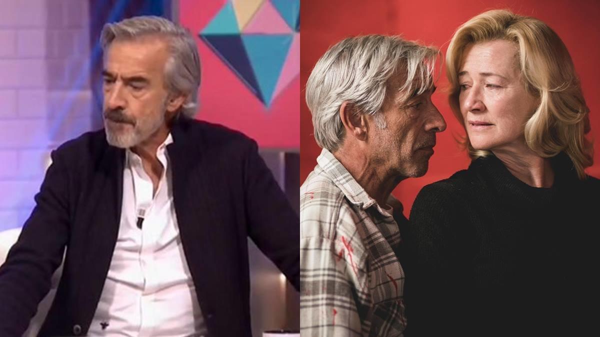 """Imanol Arias habla sobre el final de temporada de 'Cuéntame': """"Es terrorífico"""""""
