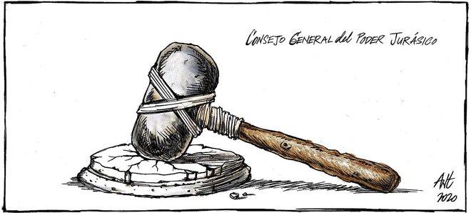 El humor gráfico de Anthony Garner del 2 de diciembre del 2020