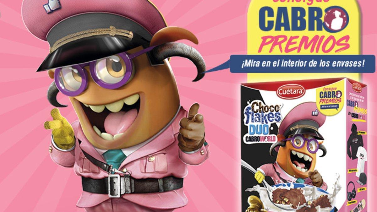 Imagen de la última campaña de Cuétara