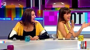 Les 'Aitana War' creen polèmica al aparèixer de groc a TV-3