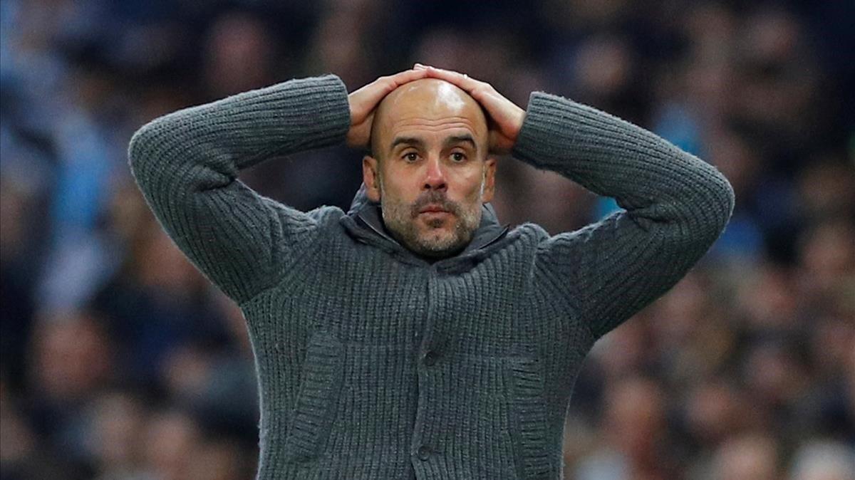El Manchester City, expulsat de la Champions les dues pròximes temporades
