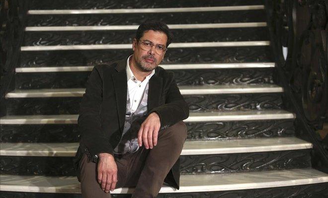 José Ángel Hevia, el nuevo presidente de la SGAE.