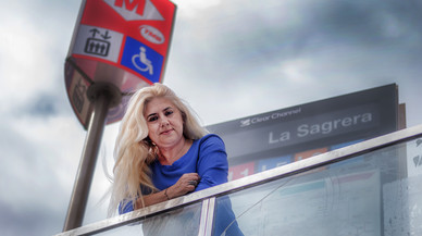 Loli González: «Se te parte el alma al echar a un sintecho del metro»