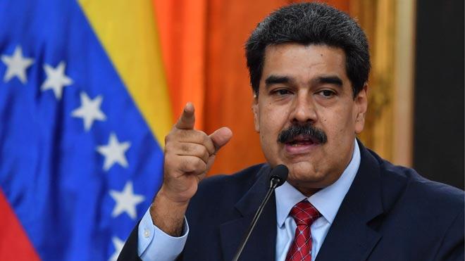 Maduro, dispuesto a adelantar las elecciones parlamentarias en Venezuela.