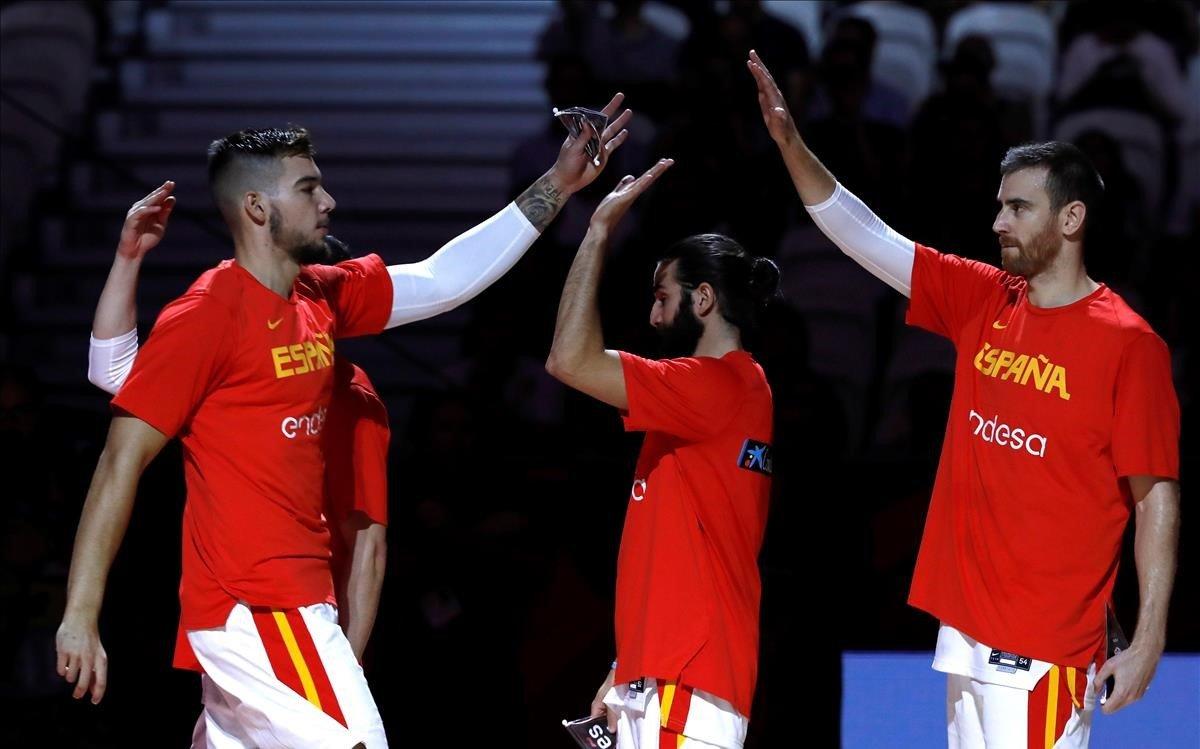 Espanya busca contra Austràlia la segona final mundialista de la seva història