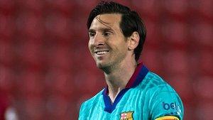 El protocol de Messi