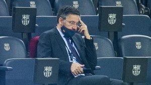 Bartomeu, disposat a dimitir perquè Messi segueixi al Barça