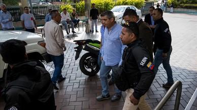 La policía venezolana detiene al exministro del Interior acusado de conspiración