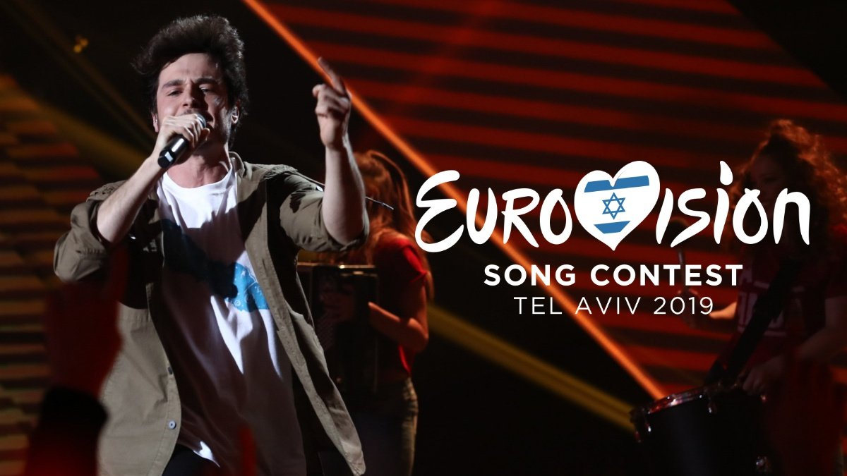 Miki Núñez, representante de España en Eurovisión 2019 con 'La Venda'.