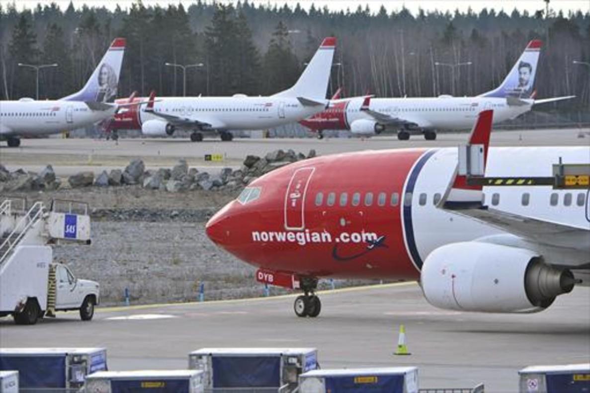 Los pilotos de Norwegian amenazan con paros en España