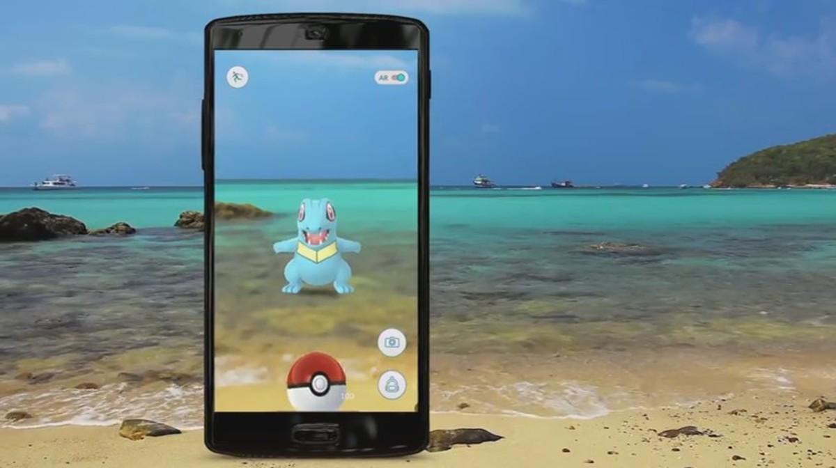 Nuevos pokémon en Pokémon Go.