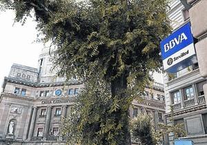 Sede deCatalunyaCaixa en Barcelona.