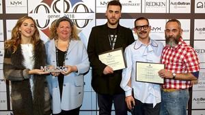 El sevillà Jaime Álvarez, premi a millor disseny emergent de la 080