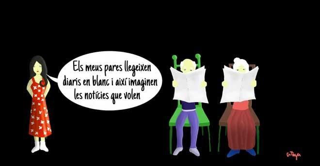 L'humor gràfic de Juan Carlos Ortega del 22 de Juny del 2018