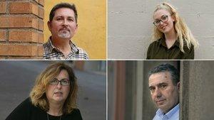 Cuatro historias laborales 11 años después del estallido de la crisis económica.