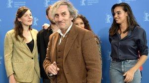 Philippe Garrel, tras la presentación de 'Le sel des larmes' en Berlín